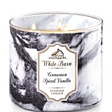 Cinnamon Spiced Vanilla candle ($25)