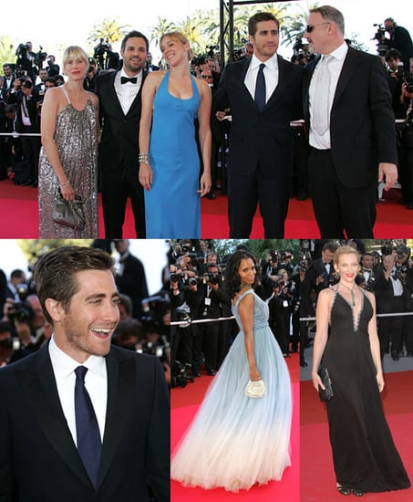 Zodiac Cast Gussies Up For Cannes