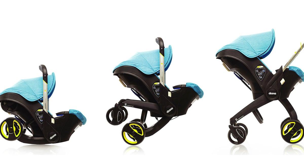 Doona Car Seat Stroller >> Doona Car Seat Stroller Review | POPSUGAR Family