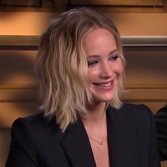 Jennifer Lawrence Gets a Message From Real Housewives Video