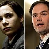 Tom Riddle / Marco Rubio, Republican