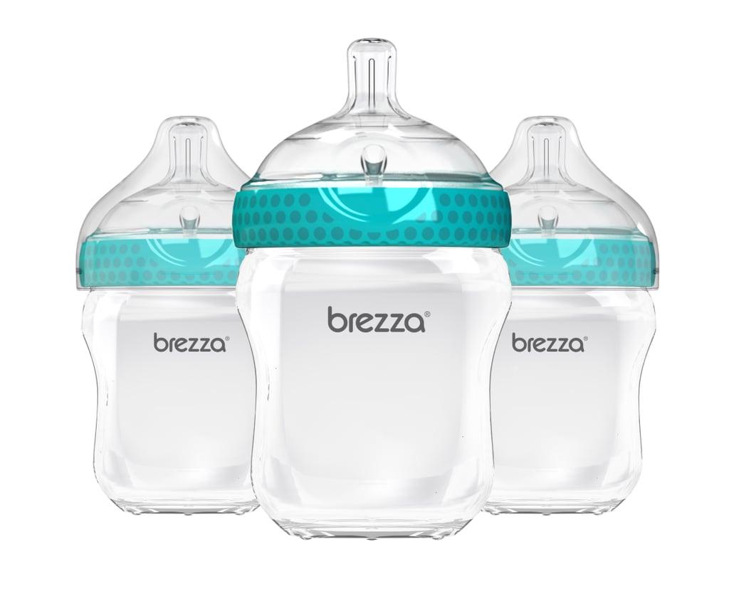 Baby Brezza Two-Piece Bottles