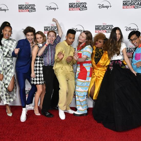 High School Musical Series Cast Attends LA Premiere | Photos
