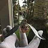 Harry Potter Snitch Proposal