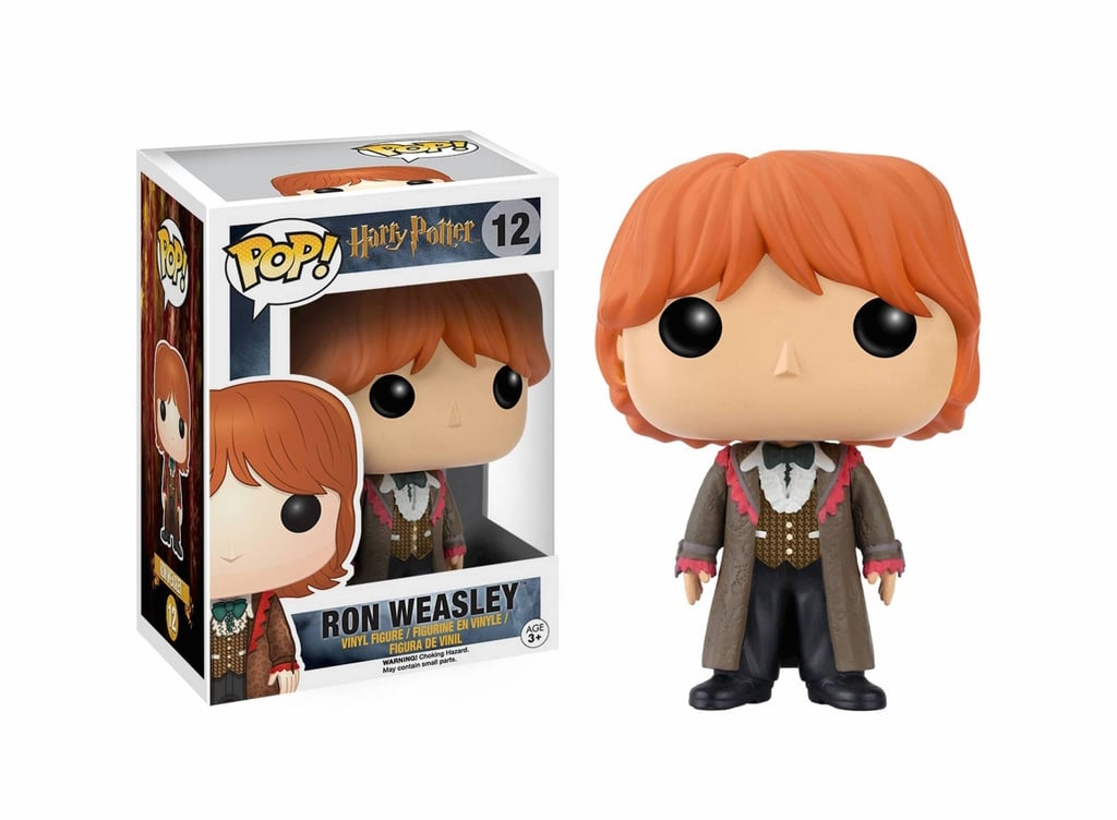Funko POP! Collectible Figure: Ron at the Yule Ball