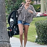 Nicole Richie and Her Family at Beverly Hilton | Pictures