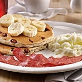 Banana Pecan Pancake Breakfast