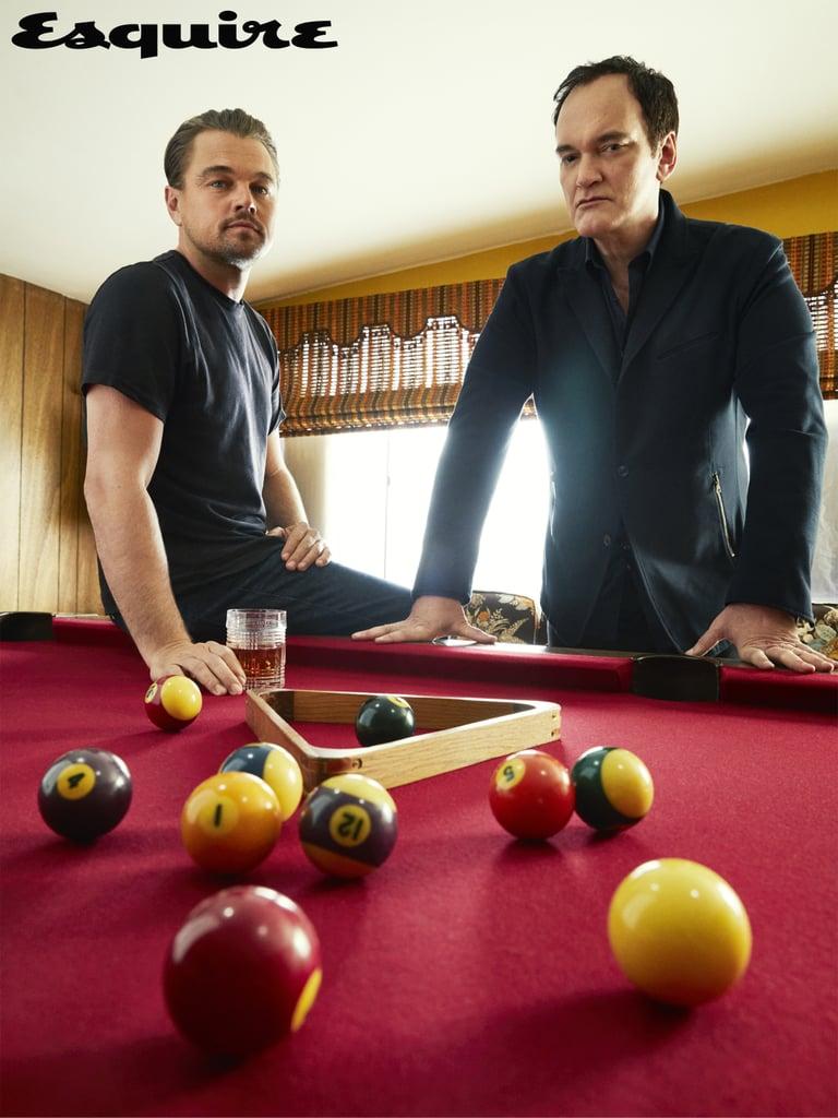 """Brad Pitt and Leonardo DiCaprio Recall Being Starstruck by Luke Perry: """"We Were Like Kids"""""""