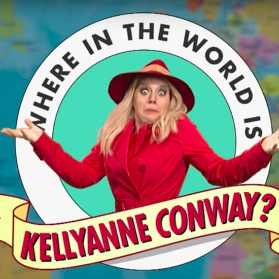 Where in the World Is Kellyanne Conway SNL Skit Video