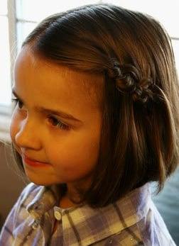 side knots bye bye ponytail 11 easy hairdos for your daughter popsugar moms. Black Bedroom Furniture Sets. Home Design Ideas