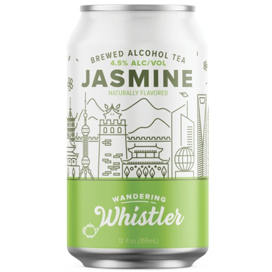 Wandering Whistler Earl Grey and Jasmine Alcoholic Tea