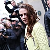 Kristen Stewart Goes Sultry and Sexy For Balenciaga