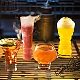 Outer Rim, Bespin Fizz, Yub Nub, and Fuzzy Tauntaun Drinks at Star Wars: Galaxy's Edge