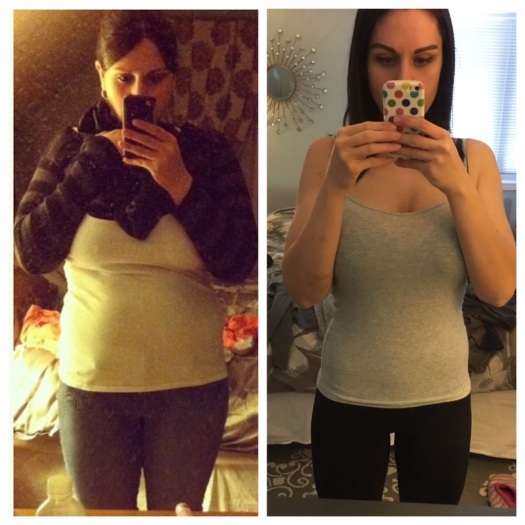Reghan On How Much Weight She S Lost To Date 80 Pound Weight Loss