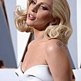 Lady Gaga's Oscars Dresses