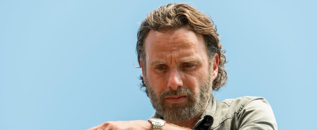 Is Rick in Danger on The Walking Dead? This Interview Is Freaking Us Out