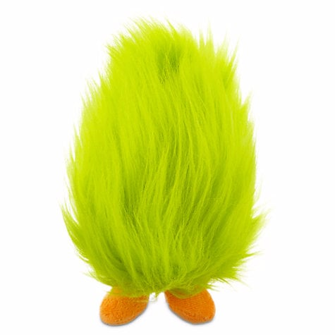 Trolls Fuzzbert Tennis Ball Small Dog Toy ($6)