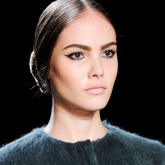 Christian Siriano Fall 2014 Hair and Makeup | Runway Picture