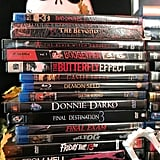 Horror movies and Halloween collectibles