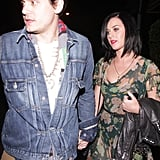Katy Perry and John Mayer went on a date.