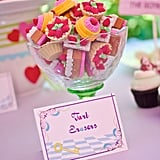Alice in Wonderland Treats and Sweets