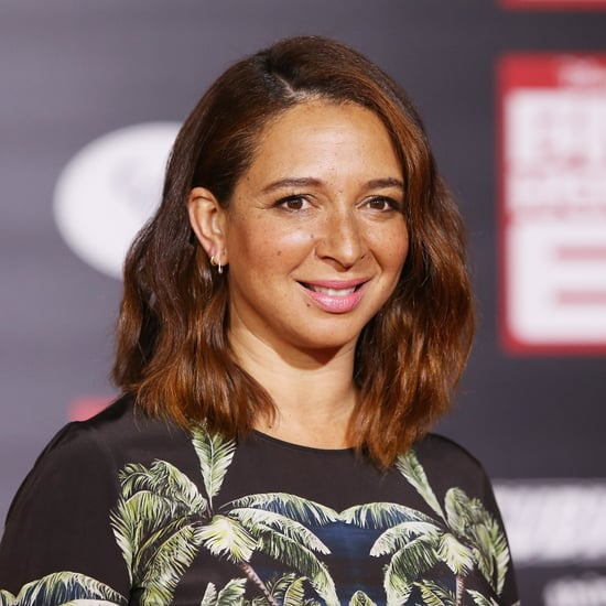 Maya Rudolph Quotes About Her Hair September 2018