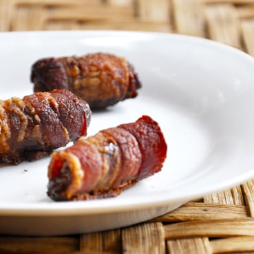 Recipe For Bacon-Wrapped Dates