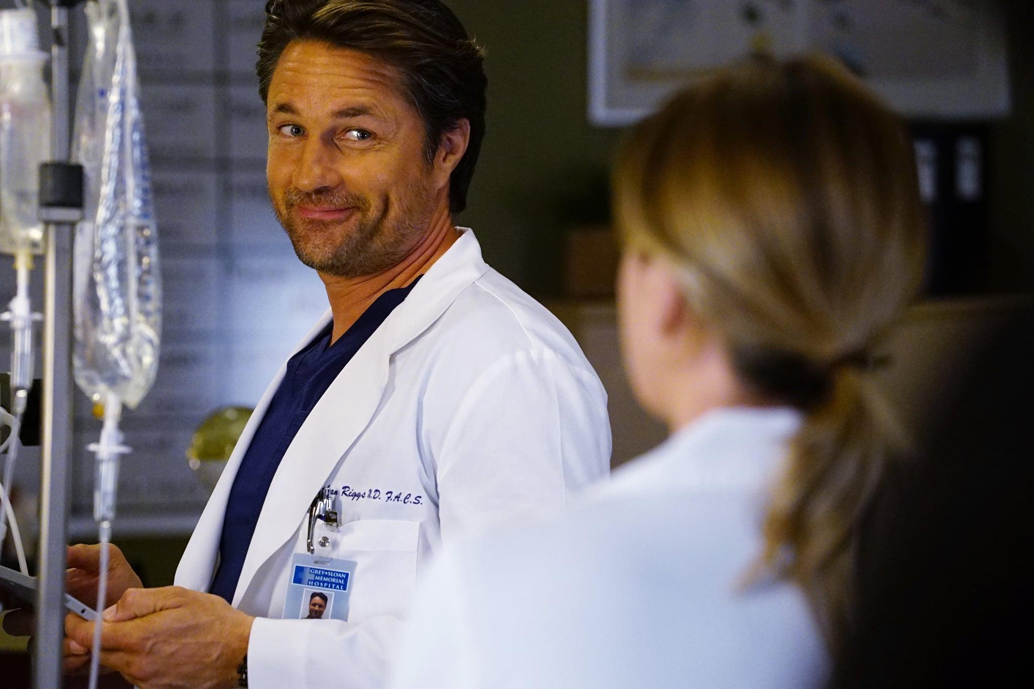Is Nathan Riggs Leaving Greys Anatomy Popsugar Entertainment