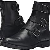 Frye Natalie Triple Buckle Boots