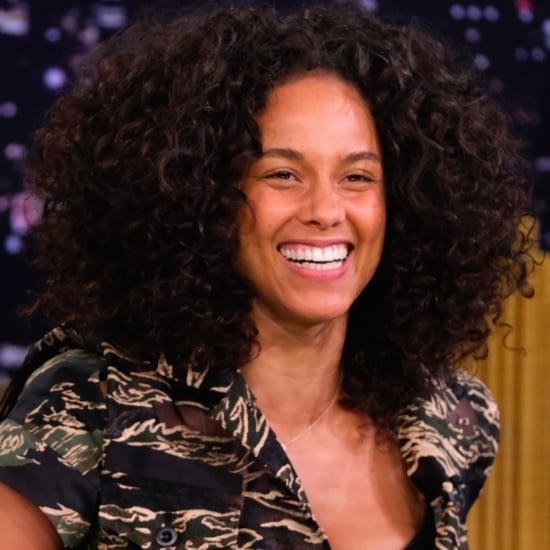 Alicia Keys Talks About Acne