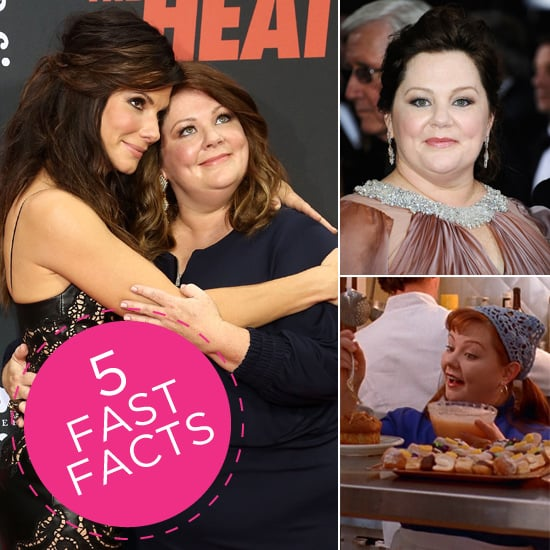 Celebrity Facts: Funny Bridesmaids Actress Melissa McCarthy