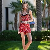 Stella Maxwell at Coachella 2019