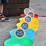Make a Bean-Bag Toss Game