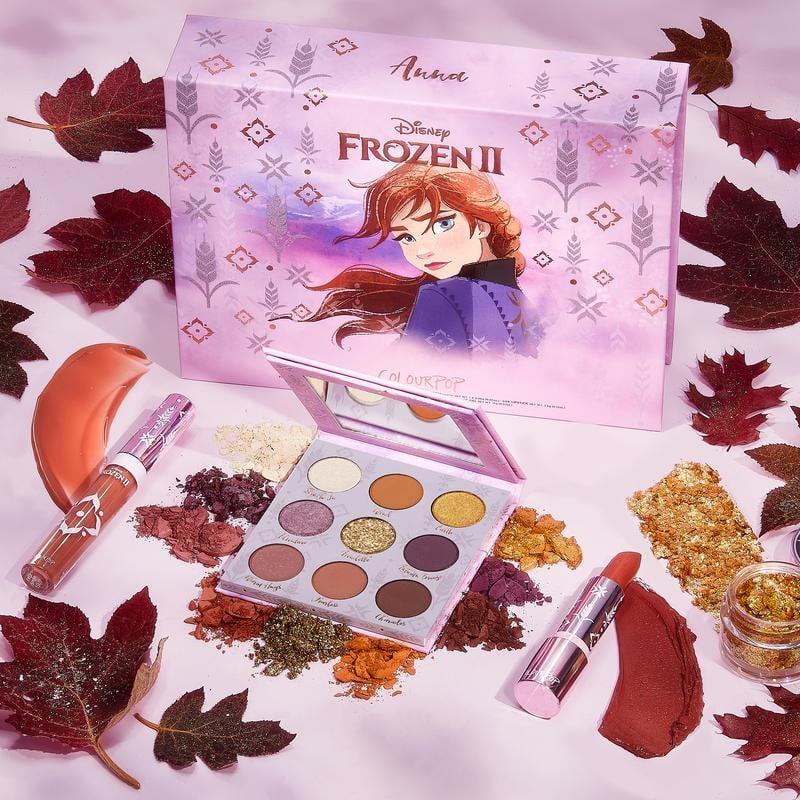 ColourPop Anna Makeup Collection
