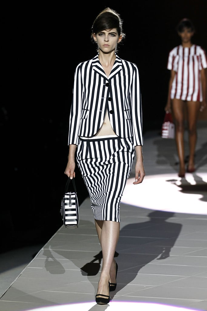 2013 Spring New York Fashion Week: Marc Jacobs