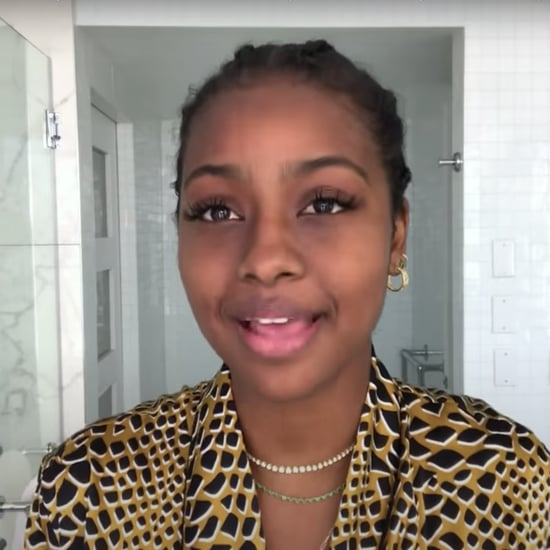 Justine Skye Talks Facial Hair in Vogue Makeup Tutorial