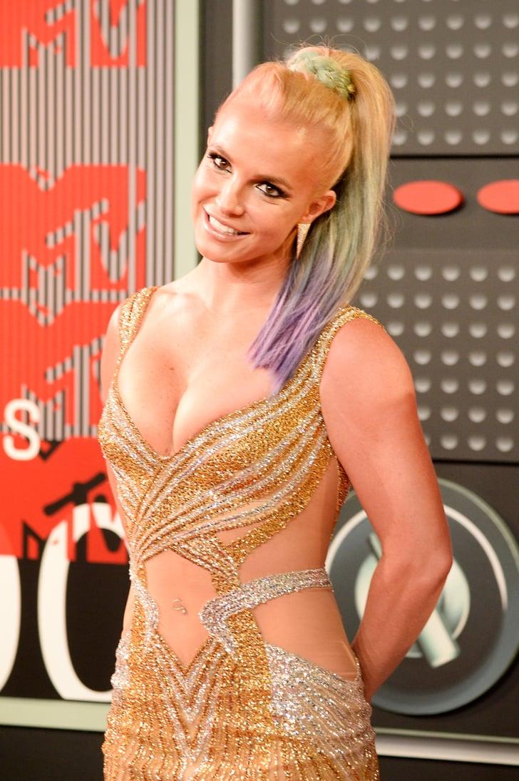 Britney Spears at the MTV VMAs 2015 Pictures   POPSUGAR Celebrity