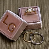Monogram Your Ring Box