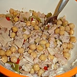Mediterranean Tuna Melt