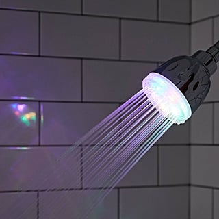 LED Showerhead