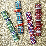 Festive Quiz Christmas Cracker Set
