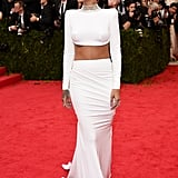 Rihanna at the Costume Institute Ball