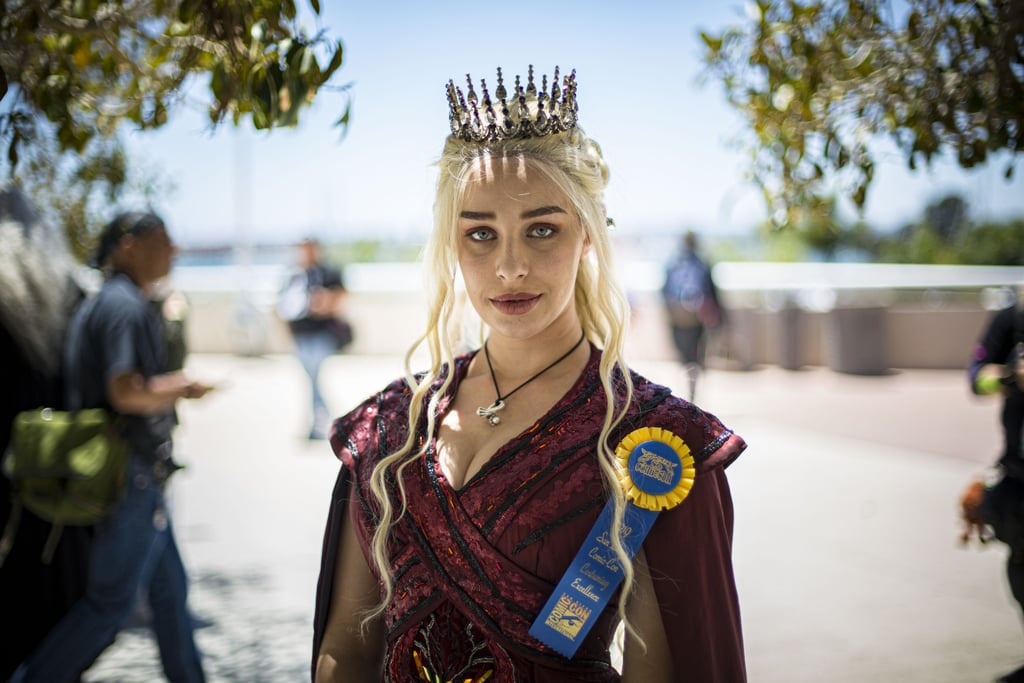 Daenerys Targaryen From Game Of Thrones Halloween Costume