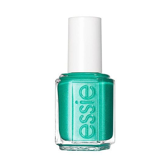 Of all our favorite new polishes this month, you picked this Essie Naughty Nautical shade, which falls right in line with the blue manicure trend this Summer.