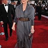 She Opted For a More Casual Option For the 2012 SAG Awards