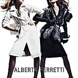 Alberta Ferretti Fall 2012 Ad Campaign