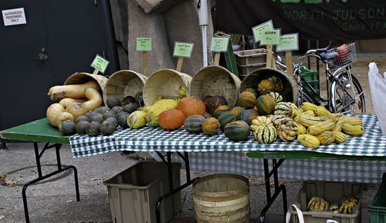 Poll: Do You Shop Less Frequently at Farmers Markets in the Winter?