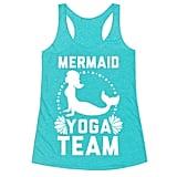 Mermaid Yoga Team Tank