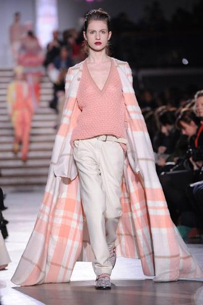 Missoni Autumn Winter 2011 at Milan Fashion Week
