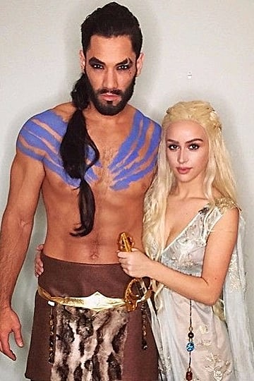 DIY Game of Thrones Couples Costumes